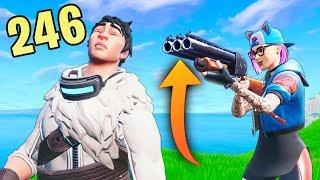 *246 DMG* From SHOTGUN!! - Fortnite Funny WTF Fails and Daily Best Moments Ep. 937