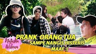 PRANK ORANGTUA SAMPE NANGIS HISTERIS! Maaf :(