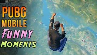 PUBG Mobile Funny Moments Glitches, Bugs, Fails, Troll & Win Compilation #1 | PUBG WTF moments