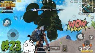 PUBG Mobile WTF | Funny Moments Episode 23