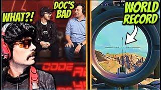 DrDisrespect Roasted on His Tournament (REACTION)! BEST SNIPE EVER! COD Blackout Funny Moments/Fails