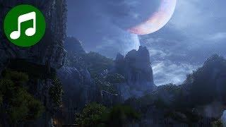 ANTHEM Ambient Music & Night Ambience ???? Fort Tarsis Night Chill (Anthem Soundtrack | OST)