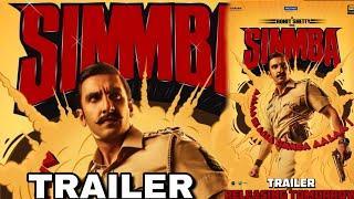 Simmba Official Trailer Out Tomorrow, Ranveer Singh, Sara Ali Khan, Rohit Shetty