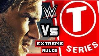 PewdiePie vs T-Series | WWE Extreme Rules Match | WWE 2K19