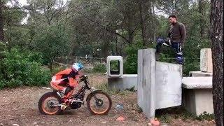 2018 IMPOSSIBLE RIDING SKILLS #2 ????