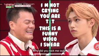 Stray Kids Idol Room Funny Moments (ENG)