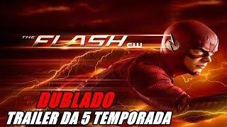 THE FLASH | TRAILER DA 5 TEMPORADA DUBLADO (FAN MADE)