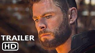 AVENGERS 4: ENDGAME Super Bowl Trailer (2019) Marvel Superhero Movie