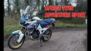 Review of the Africa Twin Adventure Sport