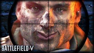 BATTLEFIELD V FAILS & Funny Moments (BFV BETA Random Gameplay Moments)
