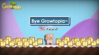 QUITTING GROWTOPIA! | Growtopia (Prank)