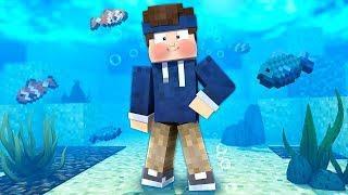 Minecraft Atlantis Prank! (Troll Wars)