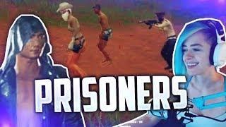 Wadu Hek & Lurn meets some Prisoners in PUBG!? (Hilarious Streamsniper) - Funny PUBG Moments #452