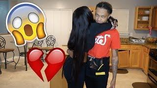 I HAVE A BOYFRIEND ALREADY PRANK ON PRIME (BACKFIRES) !!!
