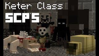 Minecraft SCP  - KETER CLASS [Trailer]