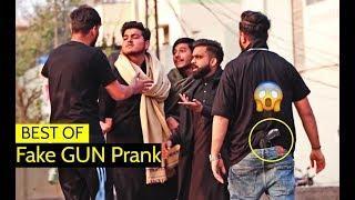 Fake G-U-N Prank - Best of LahoriFied - Pranks in Pakistan