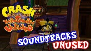 CRASH TWINSANITY - COMPLETE SOUNDTRACKS