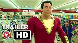 Shazam! (2019) Trailer Comic-Con Oficial Subtitulado Español