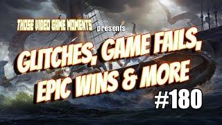 Glitches, Game Fails, Epic & Funny Gaming Moments (Pillars of Eternity, Far Cry 5, Fortnite!) #180 ?