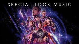 Avengers: Endgame Special Look Music