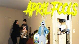 BEST APRIL FOOLS DAY & EASTER PRANK EVER