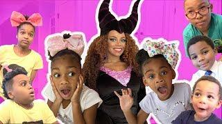New Students at Toy School! Edible School Supplies Prank -Shasha & Shiloh Onyx Kids + Goo Goo Colors