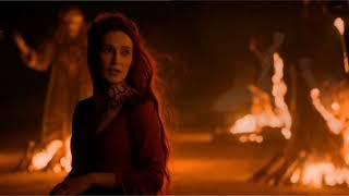 Game Of Thrones - Melisandre Lights The Trench Soundtrack