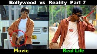 Bollywood vs Reality 7 | Real Life Funny Video | OYE TV