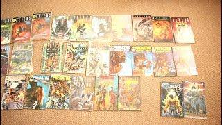 GABO9462 Coleccion: Comics, Manga, Anime Bluray, Soundtracks