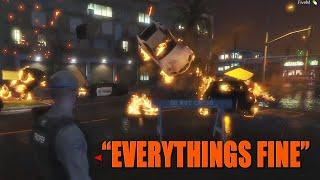 Koil Sets The City on Fire... | GTA 5 RP Funny Moments
