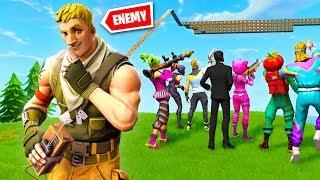 *1000 IQ* BEST 1 vs. 24 HIDING TRICK! - Fortnite Fails & Epic Wins #32 (Fortnite Funny Moments)