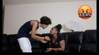 MY EX USED TO DO THAT PRANK ON FIANCE ???? MUST SEE