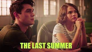 Complicated Animals - Phoenix (Lyric video) • The Last Summer Soundtrack