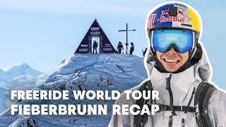 Freeride World Tour Full Highlights from Fieberbrunn, Austria