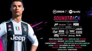FIFA 19 - SOUNDTRACK OFICIAL  - LISTA DE CANCIONES