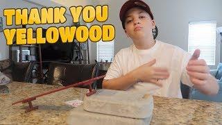 FINGERBOARD TRICKS (SPONSORED BY YELLOWOOD)