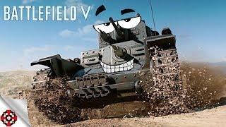 Battlefield 5 - Funny Moments & Crazy Glitches! (REUPLOAD)
