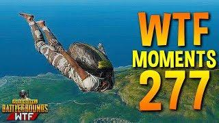 PUBG Daily Funny WTF Moments Highlights Ep 277