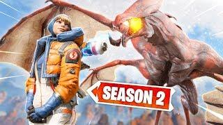 SEASON 2* CONTENT IS FINALLY HERE!! - Best Apex Legends Funny Moments and Gameplay Ep 114