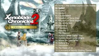 Xenoblade Chronicles 2: Torna ~ The Golden Country FULL Original Soundtrack