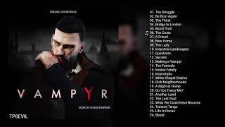 Vampyr (Original Soundtrack) [Full OST] • Music by Olivier Deriviere