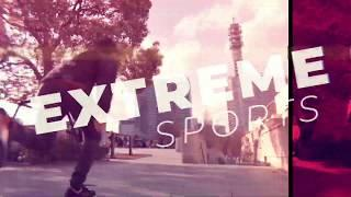 Extreme sports   After effects template   Motionelements  TrianglePixel