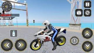 Real Extreme Sports Bike Simulator City Racer Game || Bike Games || Bike 3D Racing Games