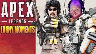 Apex Legends Funny Moments & Epic Fails ,WTF Moments, Twitch Highlights Compilation! #7