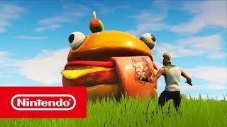 Fortnite - Season 5 Announce Trailer! (Nintendo Switch)