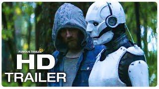 THE MANUAL Official Trailer (NEW 2018) Apocalyptic Robot Sci-Fi Movie HD