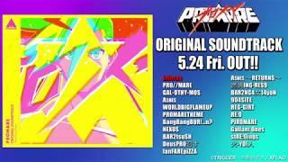 PROMARE Original Soundtrack Digest OST - Hiroyuki Sawano