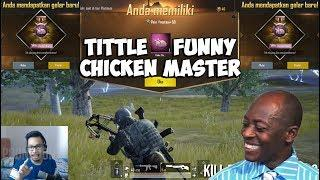 Funny Tittle Chicken Master Legend Tittle - Pubg Mobile Indonesia