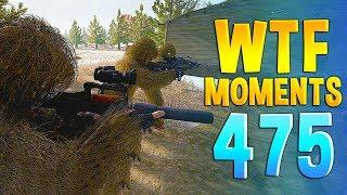 PUBG Daily Funny WTF Moments Highlights Ep 475