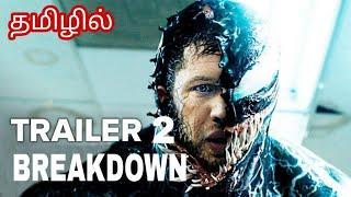 Venom Trailer 2 Breakdown and Explained in Tamil